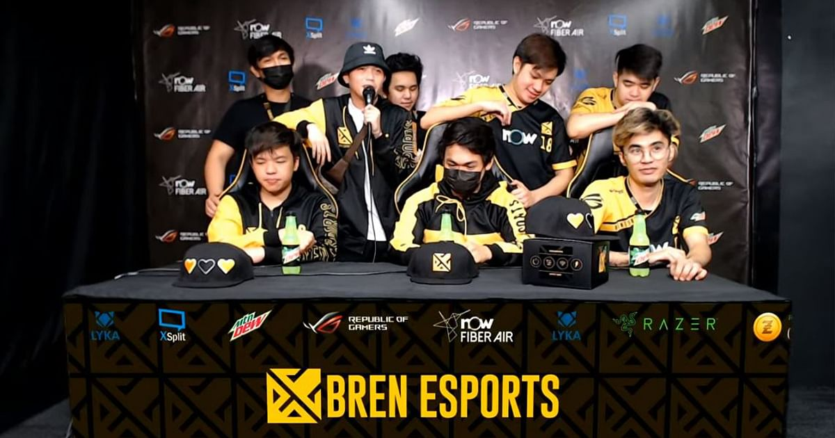 Ribo and Lusty Looking to Step Down From Bren Esports