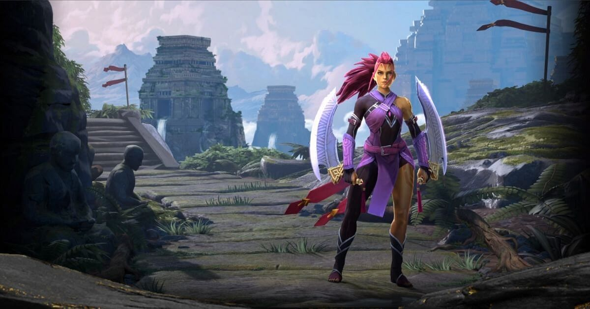 Dota 2 Players/Casters React to Female Anti Mage Persona