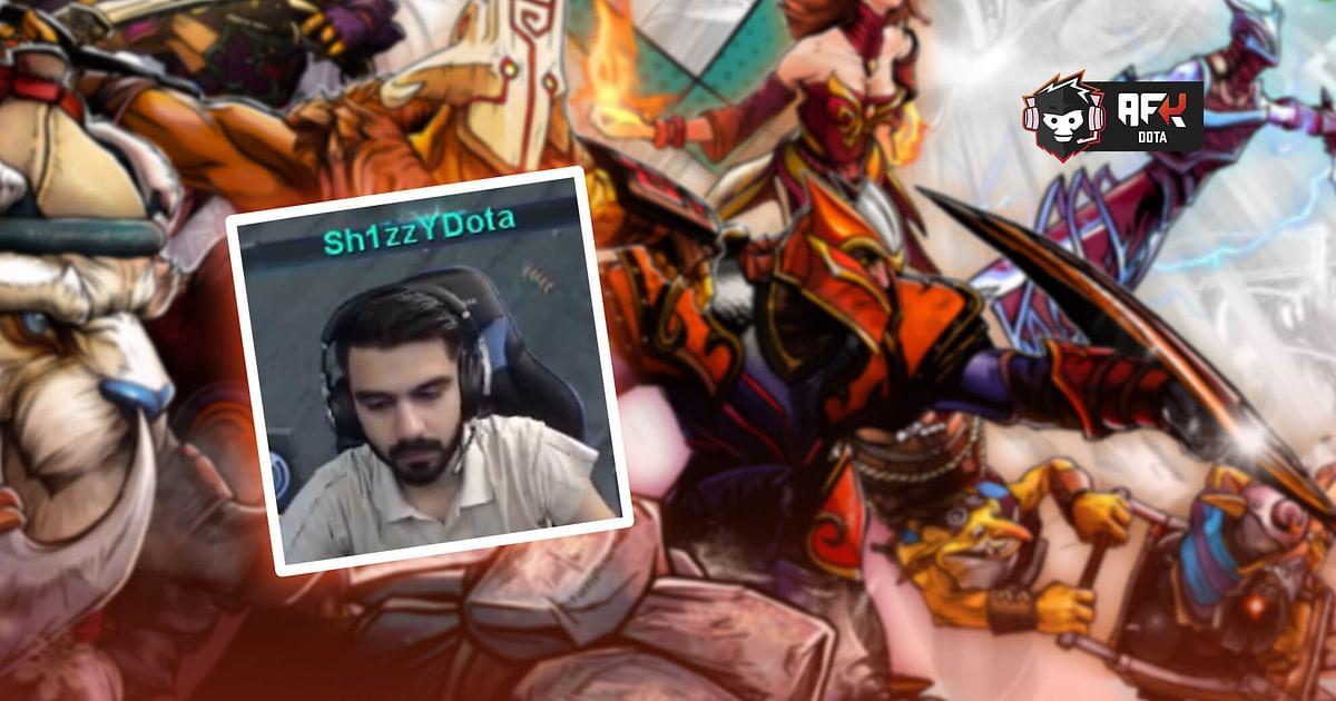 Pakistani Dota 2 Streamer Sh1zzY Makes Xenophobic Comments Towards Indians