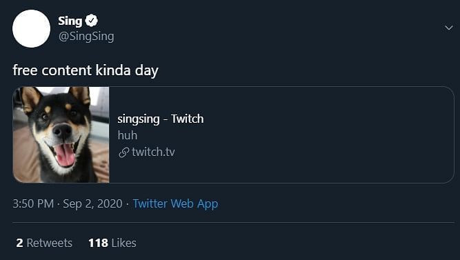 Kyle Calls Out Popular Twitch Streamer SingSing