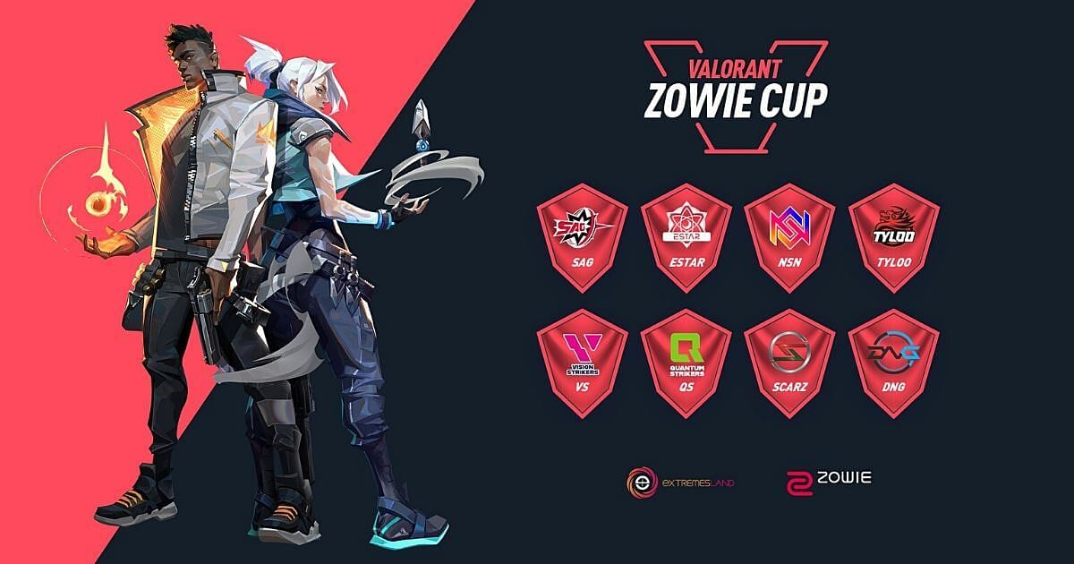 eXTREMESLAND Announces VALORANT ZOWIE Cup