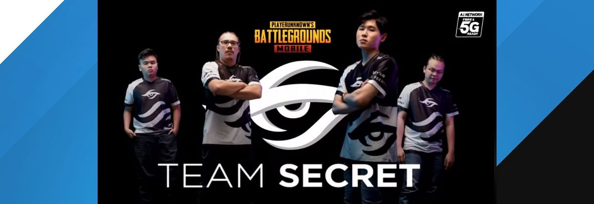 Team Secret Back in PUBG Mobile With New Roster
