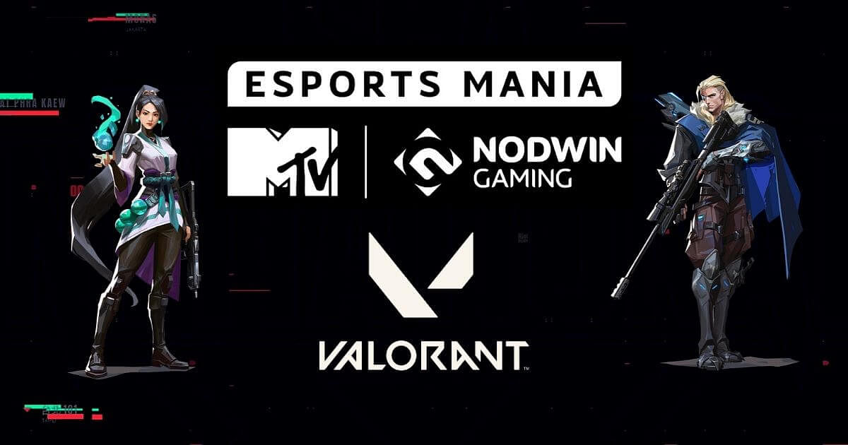 """NODWIN Gaming Teases """"Big Announcements"""" for VALORANT"""