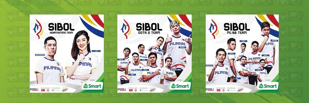 SIBOL announces Filipino esports teams and players for SEA games 2019