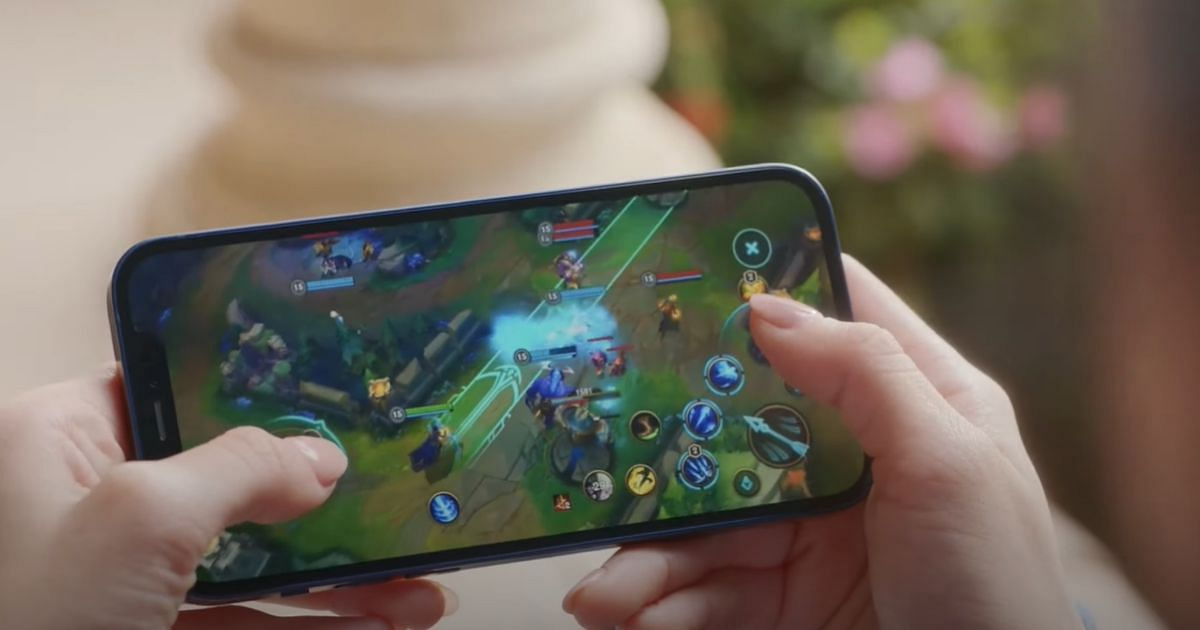 League of Legends: Wild Rift Coming To The New iPhone 12