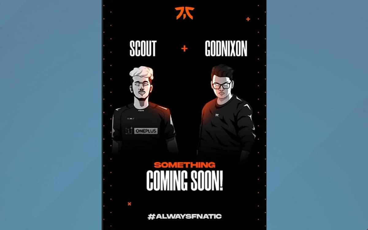 GodNixon Gaming Joins Fnatic as a Content Creator