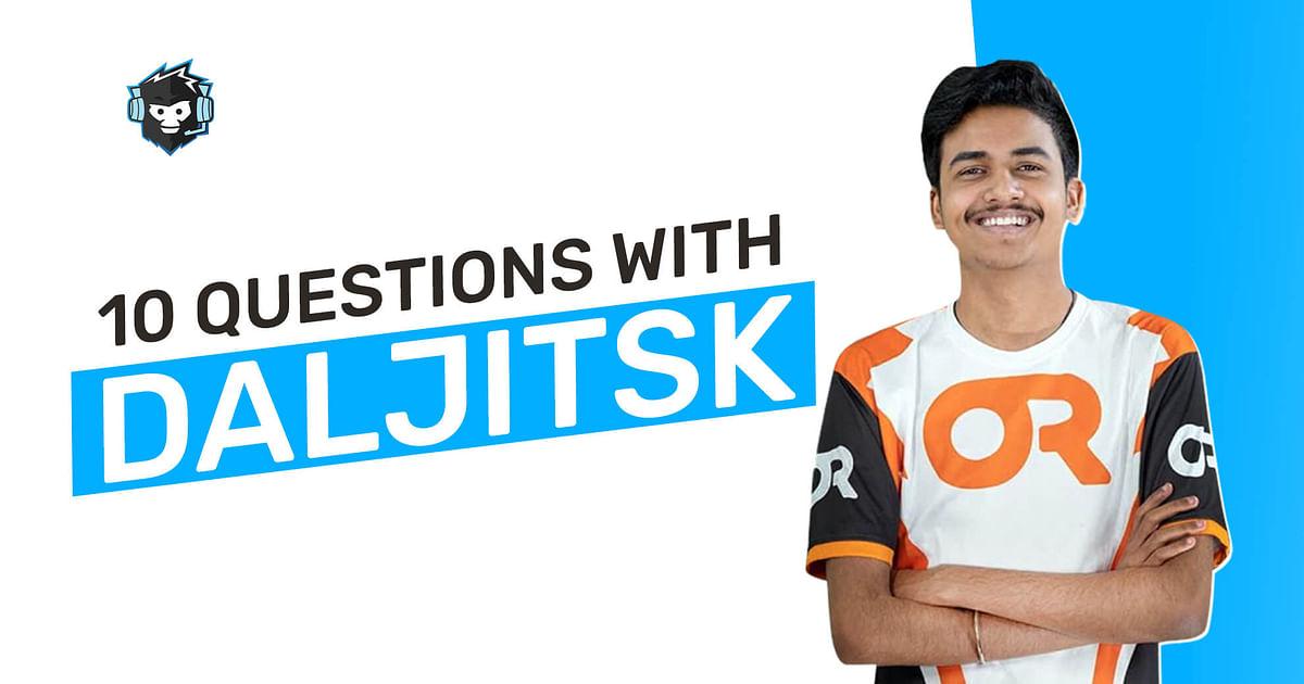 10 Questions With Daljit 'Daljitsk' Singh