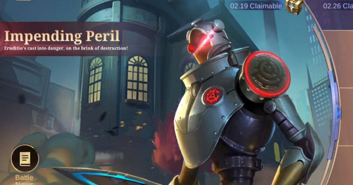 Impending Peril Event in Mobile Legends Leaked
