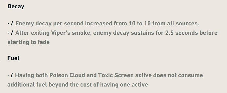 VALORANT Patch 1.04 Buffs Viper, Tweaks 3 Other Heroes, Fine Tunes Weapon Behaviour, and More