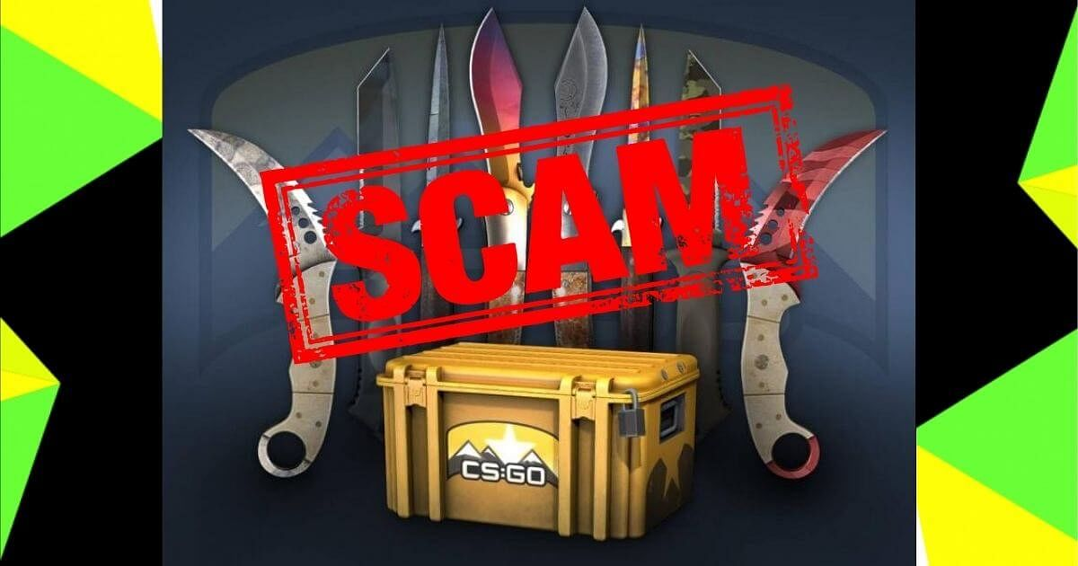 Fraud Faces up to 8 Years in Jail for Stealing $1400 CS:GO Knife Skin