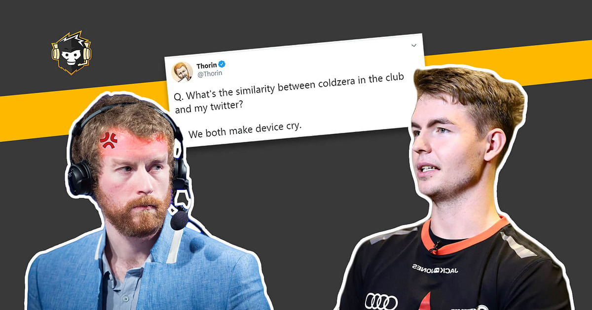 Thorin and Device Engage in a Heated Argument on Twitter