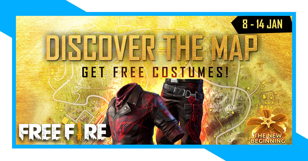Free Fire: How to Obtain Flame Chaser Set for Free
