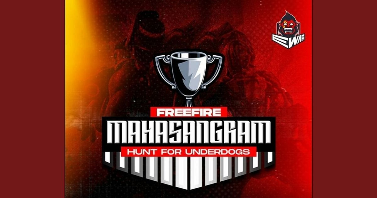 EWar Unveils Free Fire Mahasangram With A Prize Pool of ₹ 1.5 Lakh