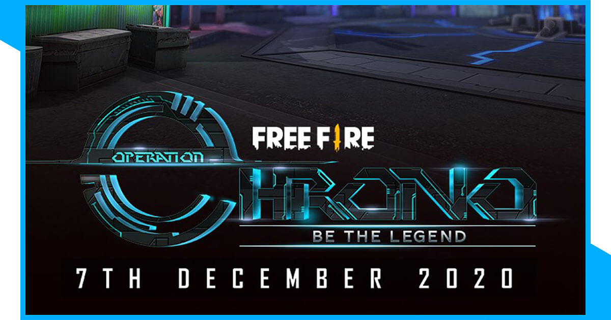 Free Fire: Operation Chrono Update Announced