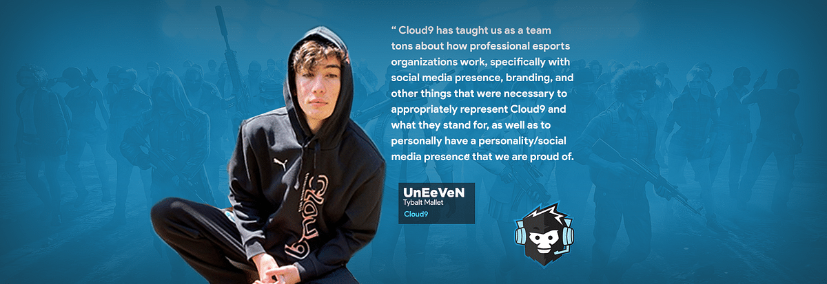 In conversation with Tybalt 'UnEeVen' Mallet - Representing Cloud9, winning in NA and why SEA is a strong region