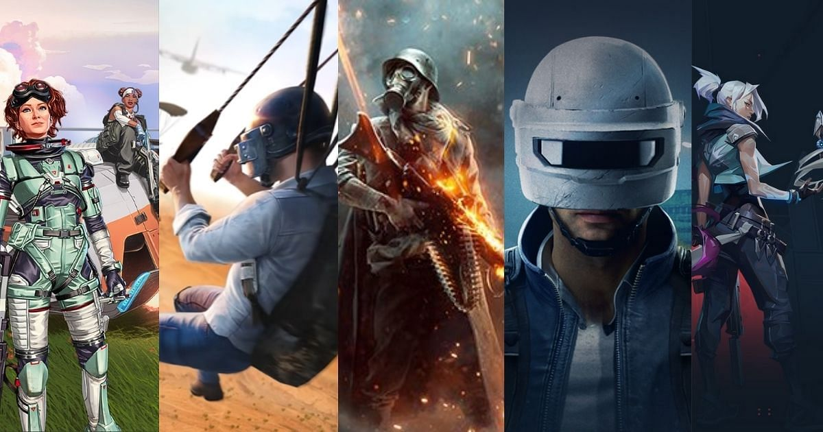 Top 5 Upcoming Shooters For Mobile Devices
