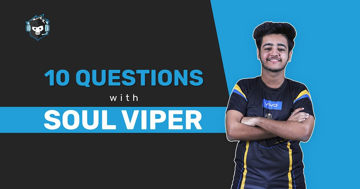 10 Questions With Yash 'Viper' Soni