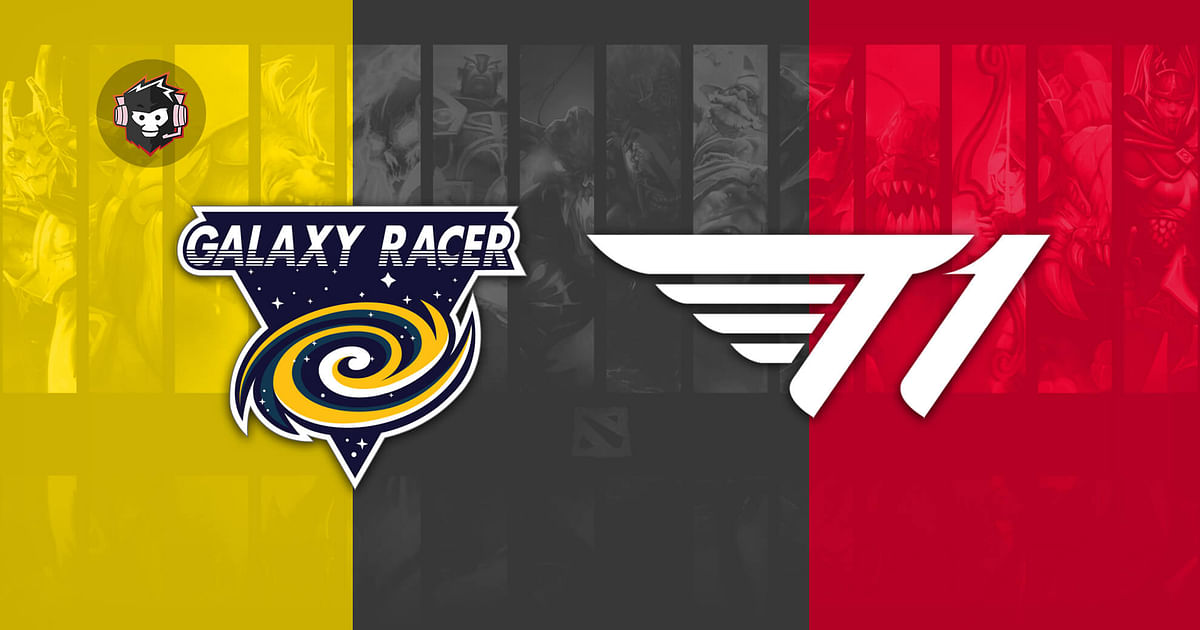 SEA Teams T1 and Galaxy Racer Undergo Big Roster Changes