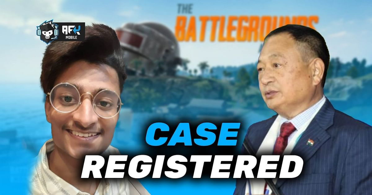 Case Registered Against PUBGM YouTuber For Racist Remarks Towards MLA Who Called for Battlegrounds Mobile India Ban