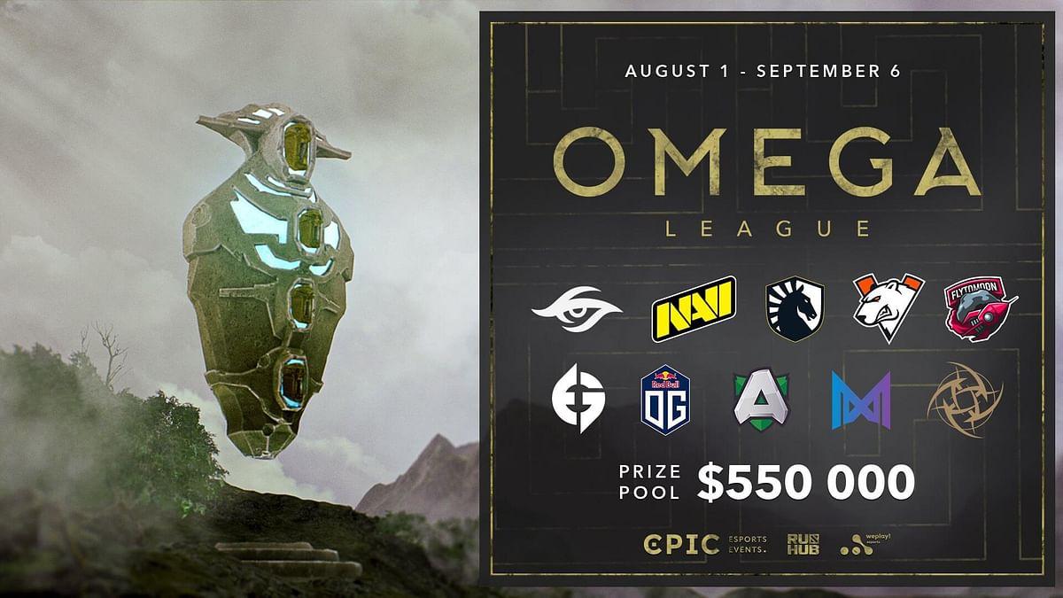 $550,000 Omega League Dota 2 Tournament Announced