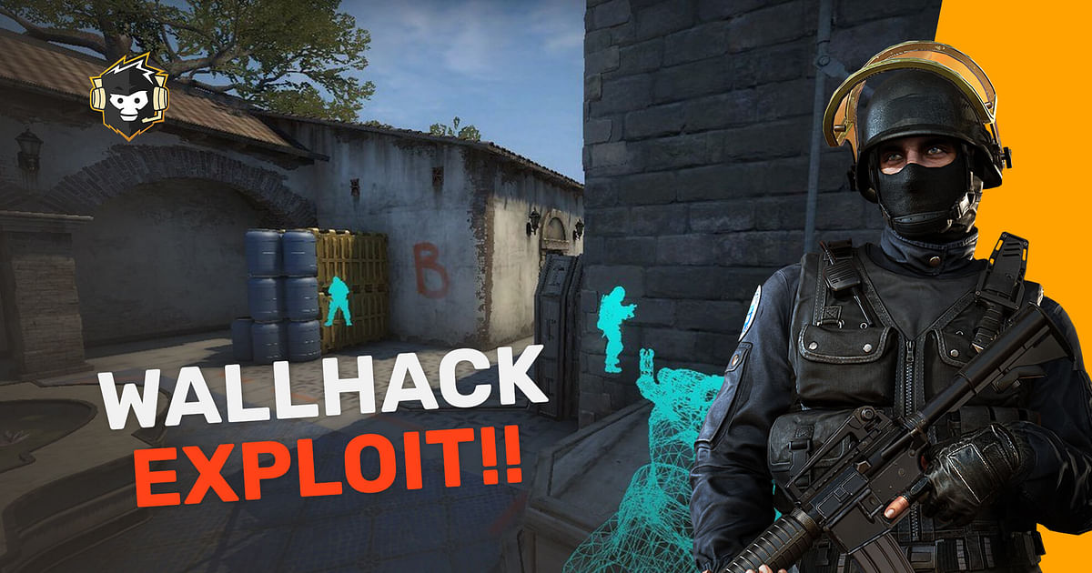 Game Breaking CS:GO Wallhack Exploit Found by Russian YouTuber