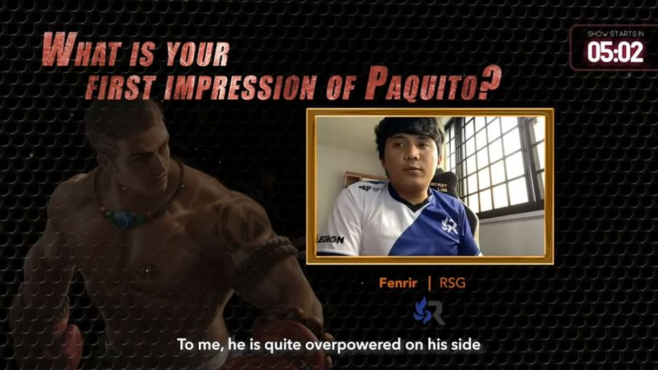 MLBB Pros Give Their First Impression on Pacquito