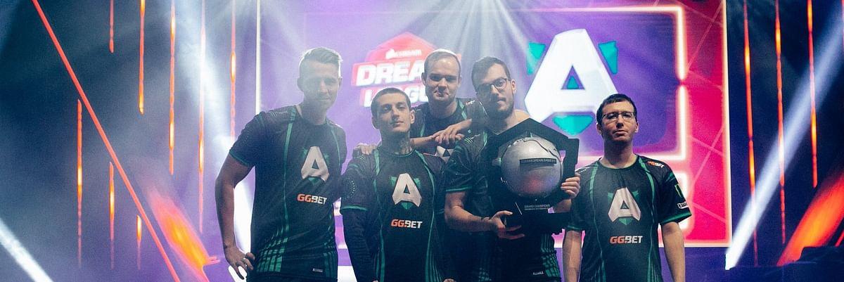 Alliance escape a shock defeat, reverse sweeps Demon Slayers to win DreamLeague Season 12
