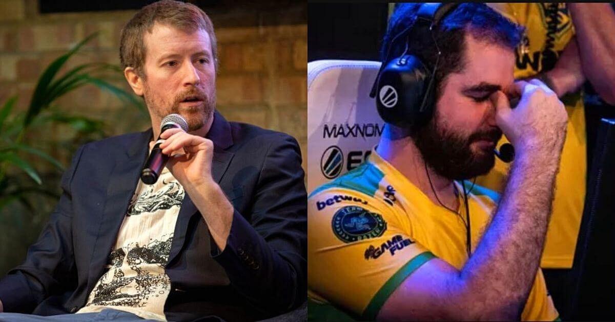 Thorin Slams FalleN For Causing Harm to Brazilian CS in Last 2.5 Years