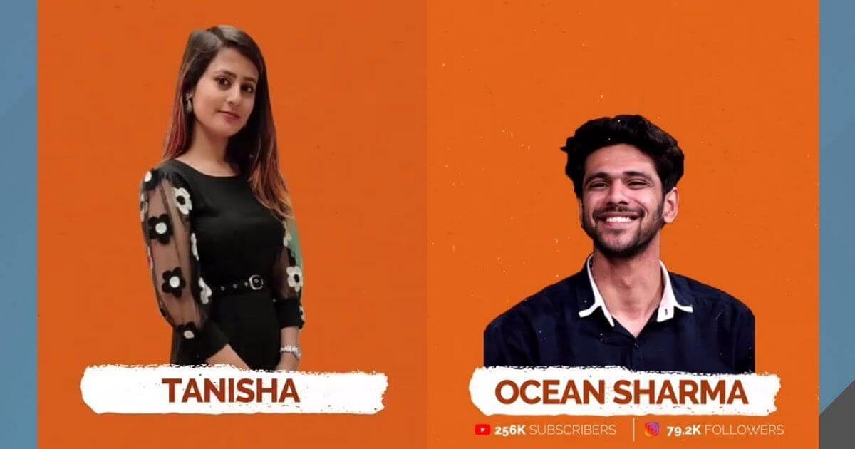 Orange Rock Sign Ocean And Tanisha To The Organization