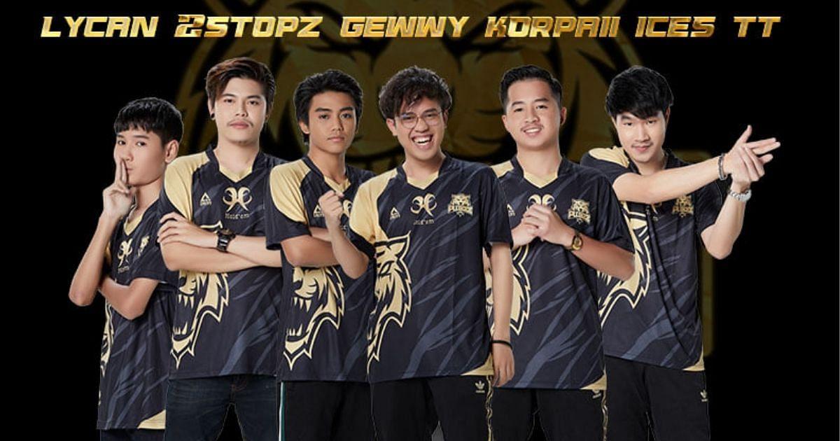 POWER888 Win PMPL Season 2 Thailand League Stage