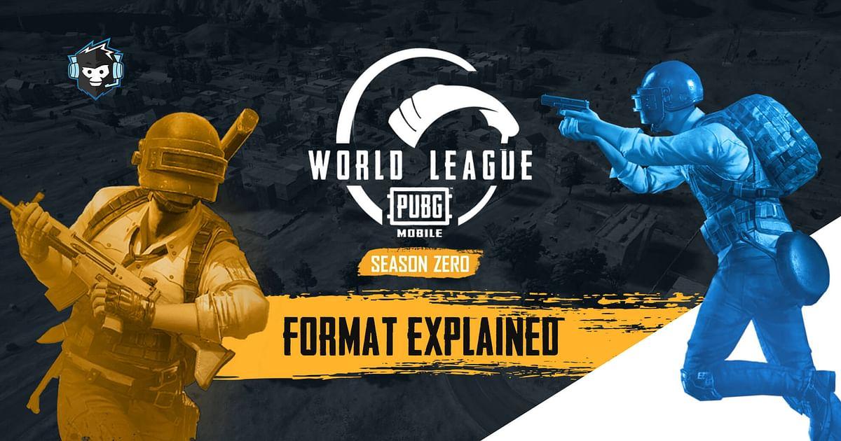 PUBG MOBILE World League Season Zero Format Explained