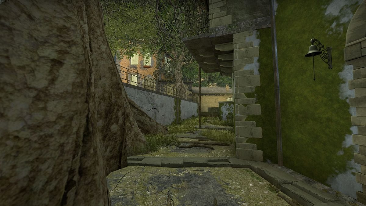 User Creates Post Apocalyptic Versions of CS:GO Maps Inferno, Mirage, Overpass, Office