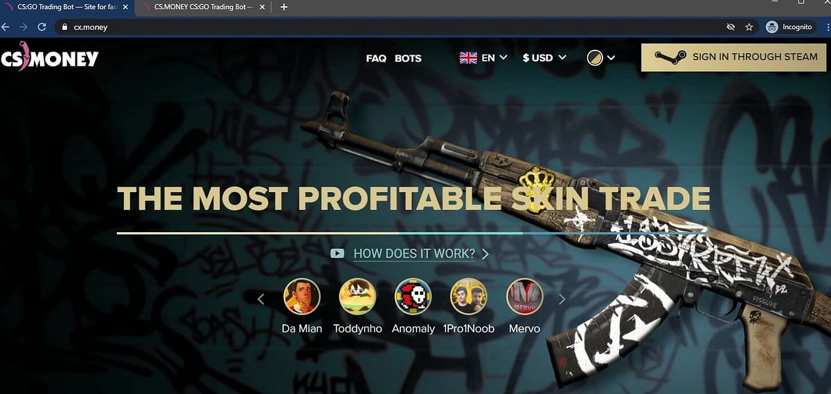 Astralis Rifler es3tag Gets Scammed, Loses All His CS:GO Skins