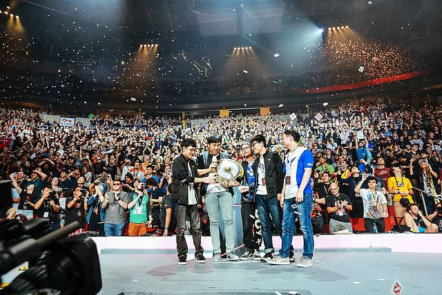 The most dominant teams in Dota 2 history