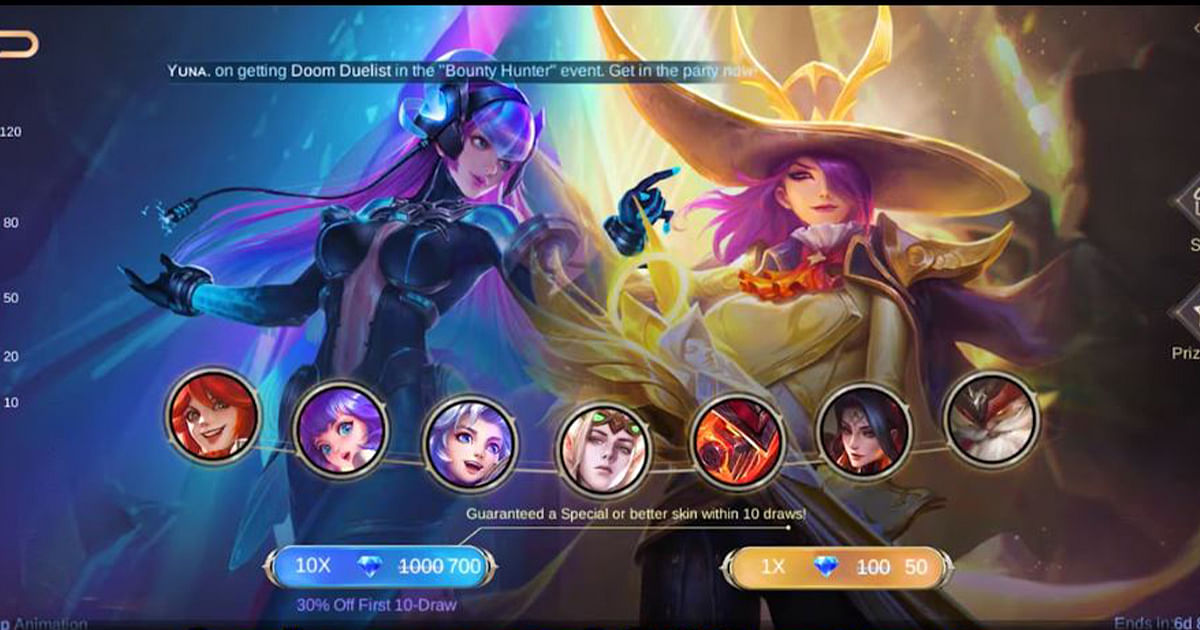 4 Upcoming Mobile Legends Events Uncovered By Data Miners