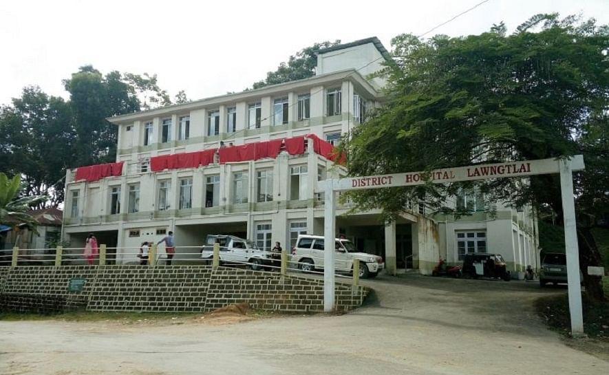 ലോങ്റ്റ്ലായ് ജില്ലാ ആശുപത്രി