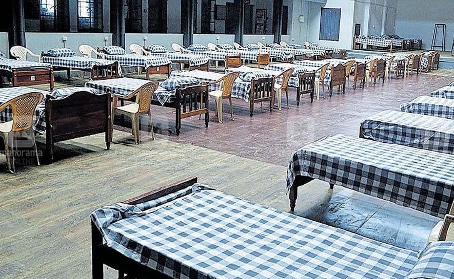 പൊന്നാനിയില് കോവിഡ് ഫസ്റ്റ് ലൈന് ട്രീറ്റ്മെന്റ് സെന്ററുകളായി 21 കേന്ദ്രങ്ങള്