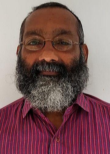 K K Sreenivasan