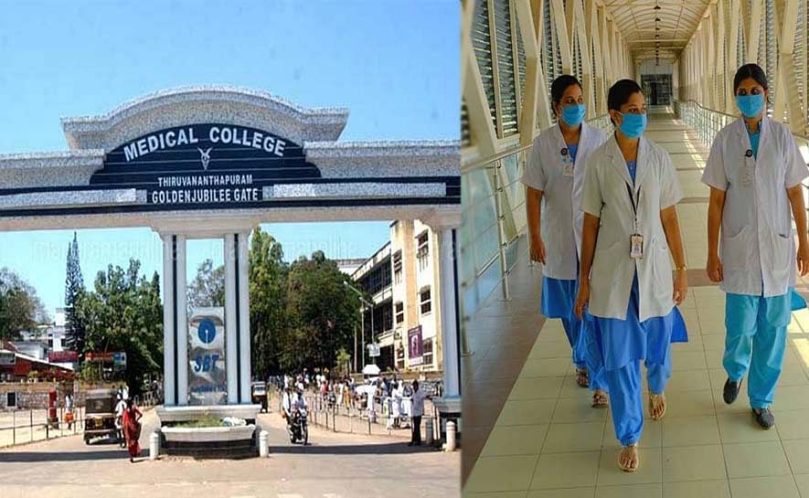 തിരുവനന്തപുരം മെഡിക്കൽ കോളജിൽ 5 ഡോക്ടര്മാര്ക്ക് കോവിഡ് 19 സ്ഥിരീകരിച്ചു