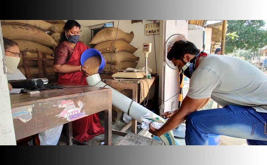 കേന്ദ്ര മാതൃകയിൽ സംസ്ഥാനവും റേഷൻ വിതരണം തുടരണം: ജോർജ് കുര്യൻ