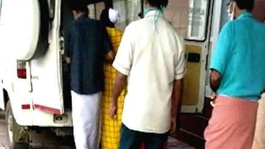 പഞ്ചായത്ത് പ്രസിഡന്റിനെതിരെ ആസിഡ് ആക്രമണം നടത്തിയ  ഭര്ത്താവിനെ റിമാന്റ് ചെയ്തു