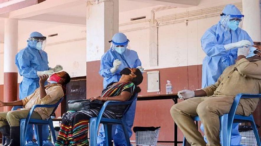 മഹാരാഷ്ട്രയിൽ 11,921, കര്ണാടകയില് ഇന്ന് 6892, ആന്ധ്രയിൽ 5487; പിടിമുറുക്കി കോവിഡ്