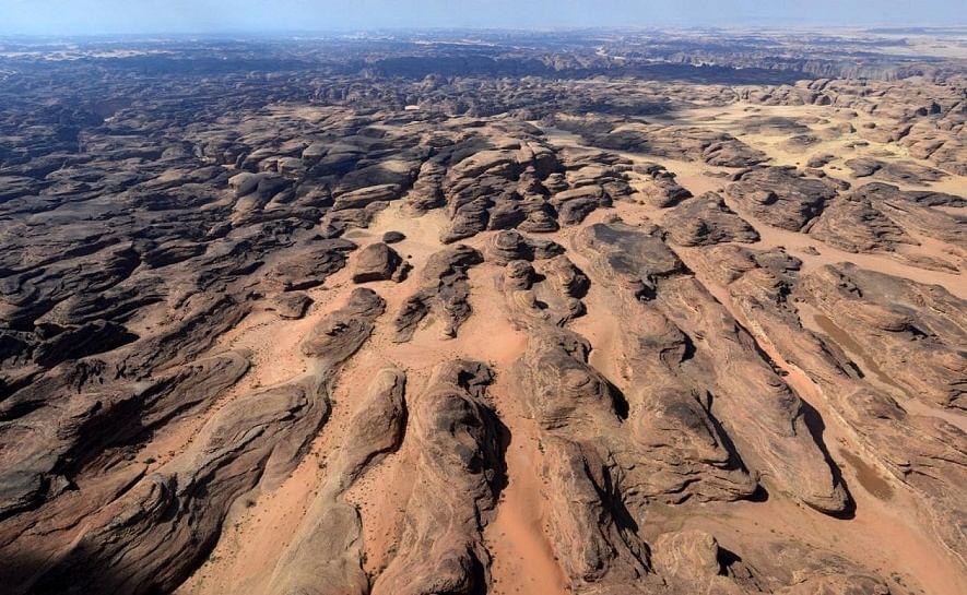 അറേബ്യൻ മേഖലയിൽ ആണവായുധ പന്തയം