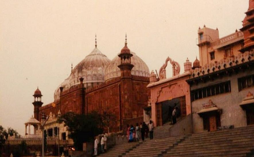 മഥുര ഷാഹി ഈദ്ഗാഹ് പള്ളി പൊളിക്കണമെന്ന ഹർജി കോടതി തള്ളി