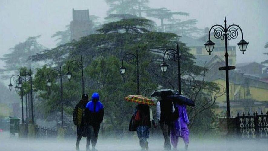 സംസ്ഥാനത്ത് കനത്ത മഴ; എട്ട് ജില്ലകളില് റെഡ് അലേര്ട്ട്
