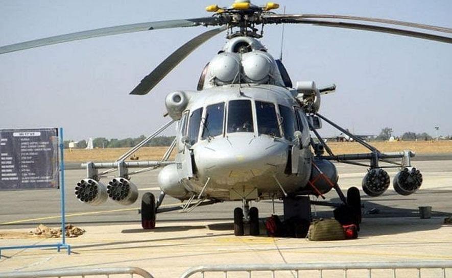 എംഐ-17 ഹെലികോപ്ടർ നവീകരണ കരാറിൽ വൻ ക്രമക്കേടെന്ന് സിഎജി