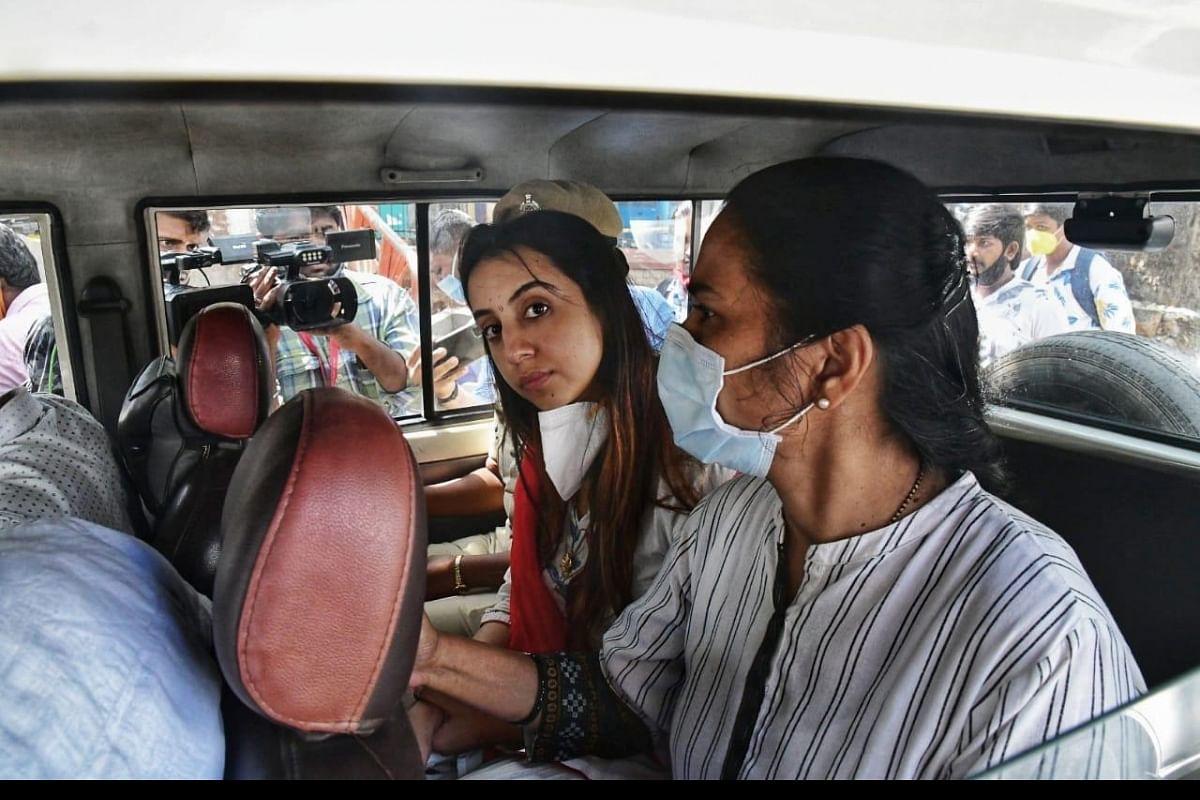 ബംഗളൂരു മയക്കുമരുന്ന് കേസ്; കോടതിയിലെത്തിയ പാഴ്സലില് സ്ഫോടകസ്തുവും ഭീഷണിക്കത്തും