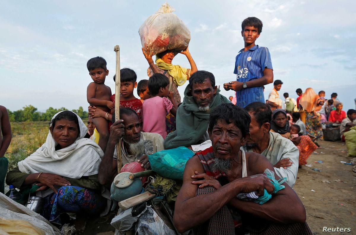 തെക്കൻ ബംഗ്ലാദേശ് റോഹിംഗ്യൻ ക്യാമ്പുകളിൽ സംഘർഷം