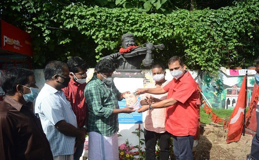 ബാലഭാസ്കറിന്റെ ജീവിത കഥ പറയുന്ന 'അനന്തരം' പുസ്തകപ്രകാശനം നടന്നു