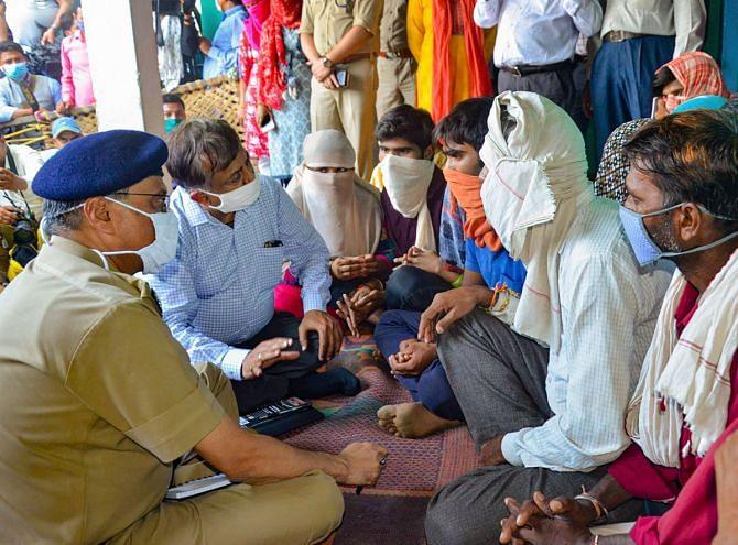 ഹത്രാസ്: പ്രത്യേക അന്വേഷണ സംഘം ഇന്ന് സര്ക്കാറിന് റിപ്പോര്ട്ട് സമര്പ്പിച്ചേക്കും